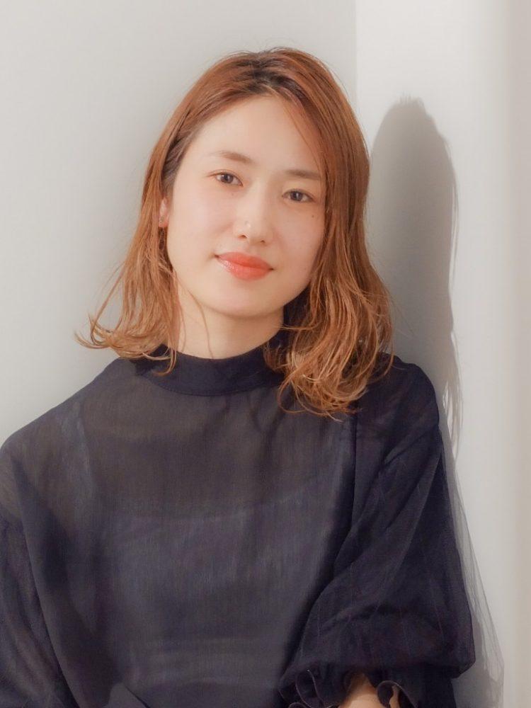 武蔵小杉 美容室M求人小田井 咲子