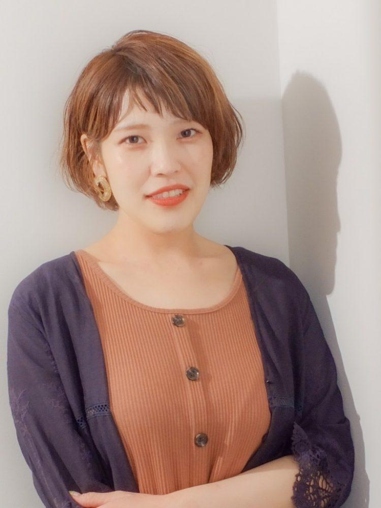 武蔵小杉 美容室M求人松本 絵里香