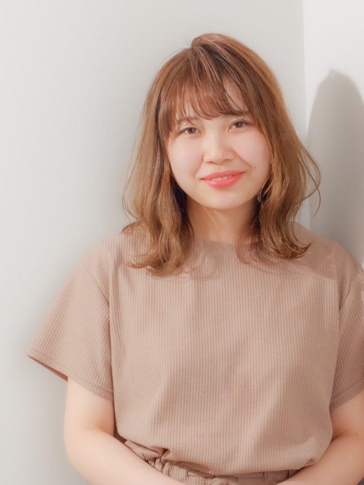 武蔵小杉 美容室M求人森川 薫奈